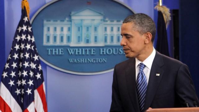 Speaker Boehner And Senate Majority Leader Harry Reid Meet With P