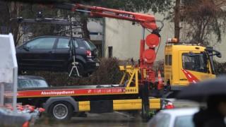 Abschleppfirma Landgericht München
