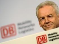 Bilanzpressekonferenz Deutsche Bahn