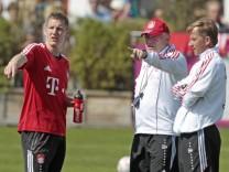 Training FC Bayern Muenchen