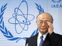 IAEA schaut bei Fukushima zu