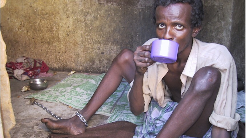 Psyche Krieg, Drogen und Wahn in Somalia