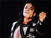 Michael Jackson; AFP