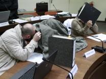 Prozessauftakt gegen acht mutmassliche Terrorhelfer