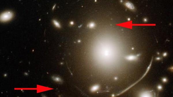 Hubble Galaxie