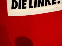 Spekulationen ueber Rueckkehr Lafontaines an Linke-Spitze