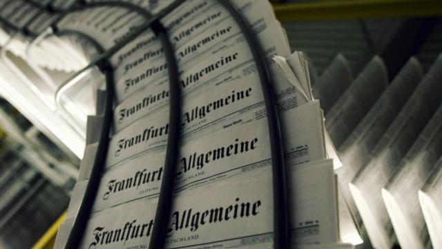 'Focus': 'FAZ' bald in neuem Gewand