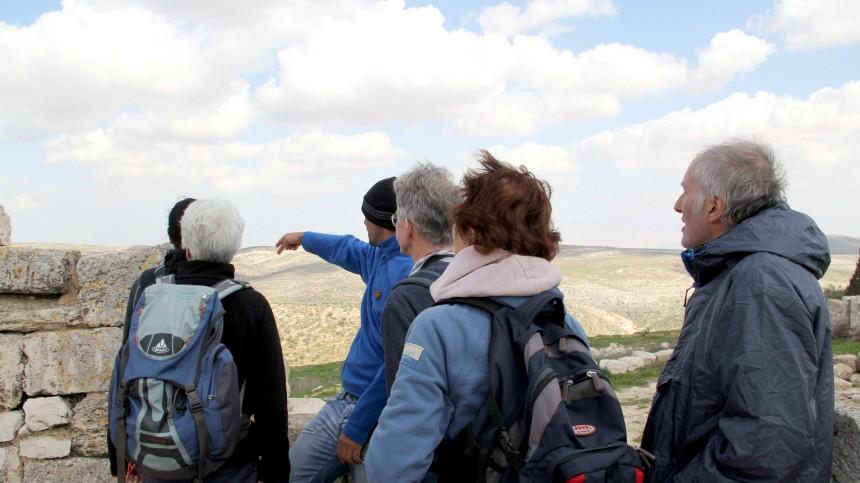 Der Bibeltourismus boomt im Heilige Land