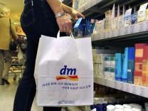 Drogeriemarkt dm auf Wachstumskurs