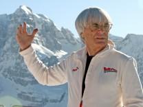 Formel-1-Chef sagt Nürburgring-Festakt ab