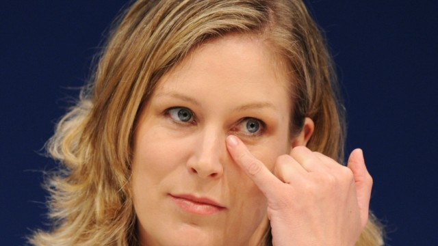 FDP-Präsidiumsmitglied und Vizepräsidentin des Europäischen Parlaments, Silvana Koch-Mehrin