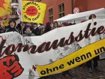 Jahresrueckblick Dezember 2010: Anti-Atom-Protest