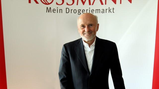 Zweimal Gold für Dirk Roßmann/Unternehmerehrung in Berlin