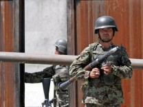 Suicide bomb attack at Afghan Defense Ministry in Kabul