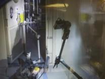 Roboter erkundet Unglücksreaktor