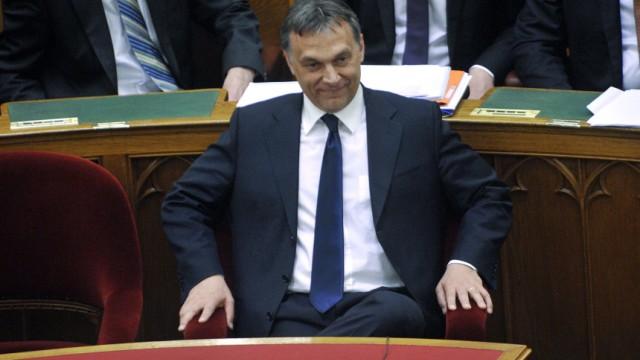 Ungarn Umstrittene Verfassung