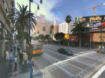 Streetside Los Angeles Microsoft