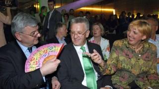 25 Jahre Grüne im Stuttgarter Landtag