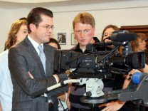 Karl-Theodor zu Guttenberg, Michael von Hohenberg, Filmprojekt