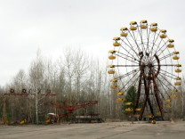 Atom-Tourismus in Tschernobyl