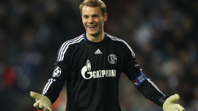 FILE - Manuel Neuer Leaves Schalke 04