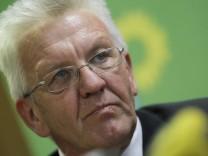 Künftiger Regierungschef von Baden-Württemberg: der grüne Winfried Kretschmann