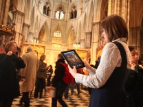 World Heritage Site Westminster Abbey Launch Their Visitor App