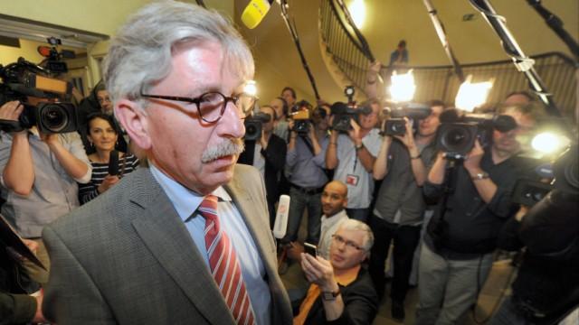 Parteiausschlussverfahren gegen Sarrazin
