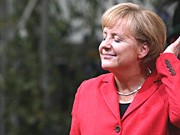 Angela Merkel, Getty Images