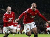 Javier Hernandez, Wayne Rooney