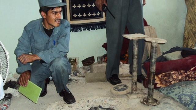 Taliban Massenausbruch in Afghanistan