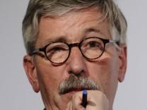 Sarrazin darf SPD-Mitglied bleiben