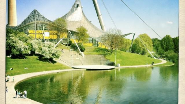 Olympiapark Initiative gegen Kommerz