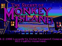LucasArts Monkey Island