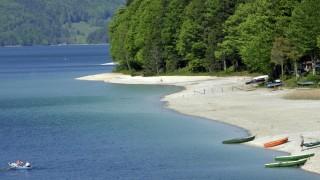 Sommerlicher Walchensee