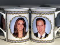 Royal Wedding - Hochzeitsandenken