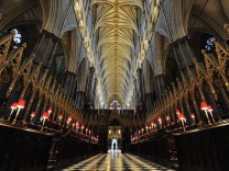 File photo of Westminster Abbey in central London