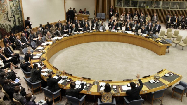 Kinderdienst: Was macht der Weltsicherheitsrat?