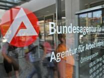 Bundesagentur veröffentlicht April-Arbeitslosenzahlen