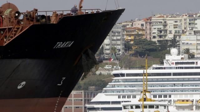 Bosporus Istanbul: Mega-Projekt