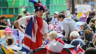 Final Preparations Are Made Ahead Of The Royal Wedding