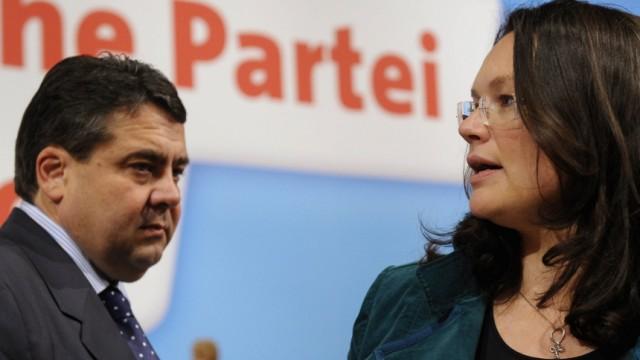 100 Tage neue SPD-Fuehrung