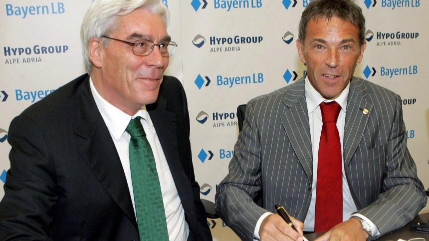 BayernLB übernimmt Hypo Alpe Adria