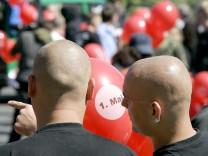 Neonazis machen zum 1. Mai mobil