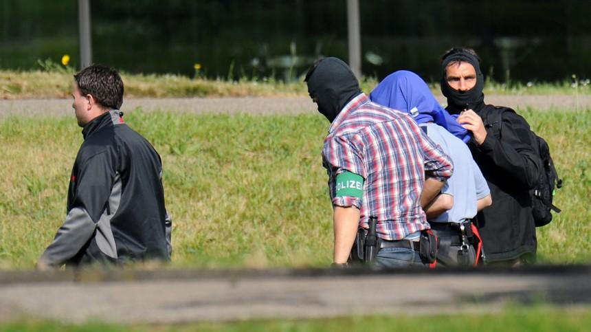 Mutmaßliche Terroristen werden beim BGH vorgeführt