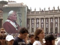 Vorbereitungen zur Seligsprechung von Papst Johannes Paul