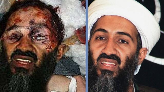 Osama bin Laden Osama bin Ladens Leiche