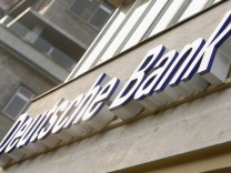 FILE: U.S.  To Sue Deutsche Bank Over Mortgages