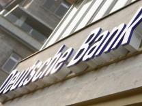 FILE: U.S.  To Sue Deutsche Bank Over Mortgages
