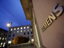 Siemens zieht Bilanz